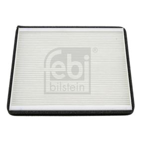 Filter, interior air 24433 RAV 4 II (CLA2_, XA2_, ZCA2_, ACA2_) 2.4 4WD MY 2004