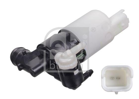 Windscreen Washer Pump FEBI BILSTEIN 24633 expert knowledge
