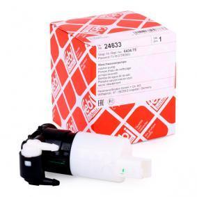 Waschwasserpumpe, Scheibenreinigung Spannung: 12V, Anschlussanzahl: 2 mit OEM-Nummer 8200030639