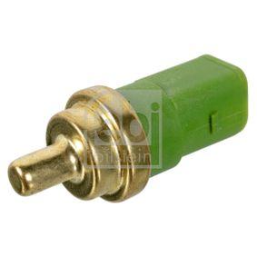 Sensor, temperatura del refrigerante Número de conexiones: 4 con OEM número 1124770