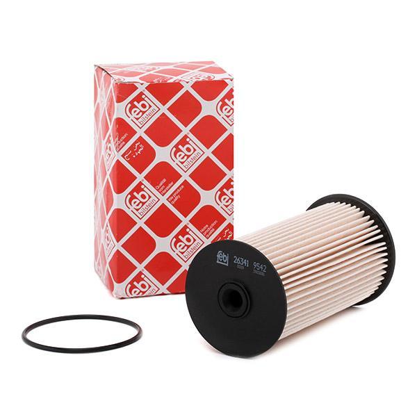 Inline fuel filter FEBI BILSTEIN 26341 expert knowledge