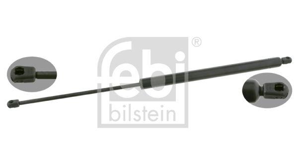 FEBI BILSTEIN  26351 Heckklappendämpfer / Gasfeder Länge: 430mm, Länge: 735mm