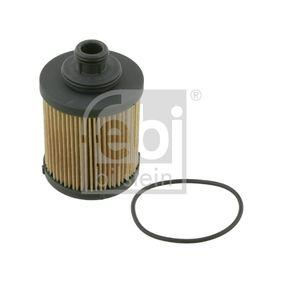 Filtro de aceite 26365 GRANDE PUNTO (199) 1.6 D Multijet ac 2009