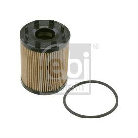 Ölfilter Ø: 65,0mm, Innendurchmesser: 24,0mm, Höhe: 83mm mit OEM-Nummer 93177787