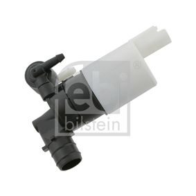 Water Pump, window cleaning Voltage: 12V, Number of connectors: 2 with OEM Number 44 10 722