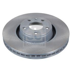 FEBI BILSTEIN  26647 Bremsscheibe Bremsscheibendicke: 30mm, Ø: 321,0mm