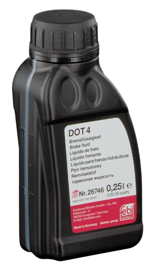 Bremsflüssigkeit FEBI BILSTEIN ISO4985 4027816267461