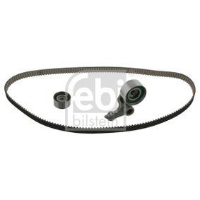 Timing Belt Set 26811 RAV 4 II (CLA2_, XA2_, ZCA2_, ACA2_) 2.0 D 4WD (CLA20_, CLA21_) MY 2004