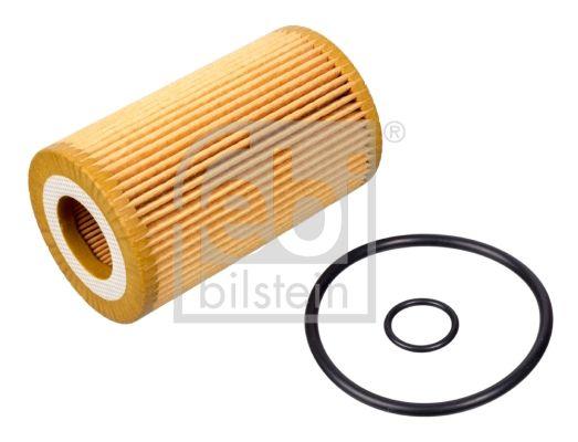 FEBI BILSTEIN  27167 Ölfilter Ø: 52,5mm, Innendurchmesser: 25,0mm, Höhe: 87mm