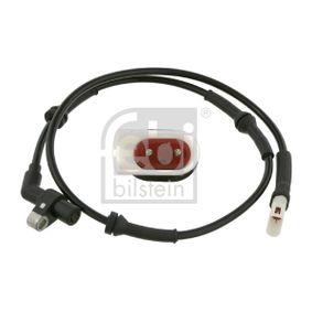Sensor, Raddrehzahl Länge: 800mm mit OEM-Nummer 96FB-2B372-BE