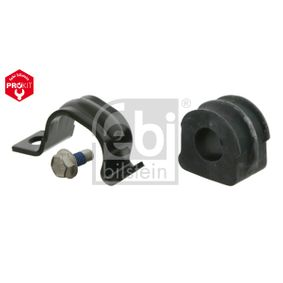 Repair Kit, stabilizer suspension 17,0mm with OEM Number 1J0.411.314S