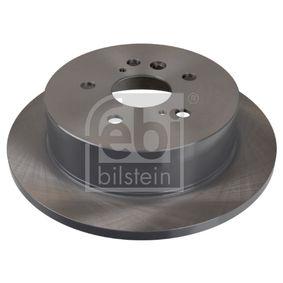 Bremsscheibe Bremsscheibendicke: 12mm, Ø: 291,0mm mit OEM-Nummer 42431 28090
