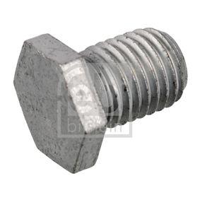Sealing Plug, oil sump 27531 3 Saloon (E46) 330xd 3.0 MY 2003