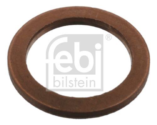 FEBI BILSTEIN  27532 Seal, oil drain plug Ø: 16,7mm, Thickness: 1,3mm, Inner Diameter: 12,5mm