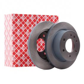 Bremsscheibe Bremsscheibendicke: 16,3mm, Lochanzahl: 6, Ø: 298,0mm mit OEM-Nummer A90 642 3001 2