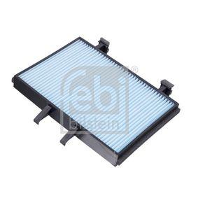 Filter, Innenraumluft Länge: 225mm, Breite: 178,0mm, Höhe: 26mm mit OEM-Nummer MR 360889