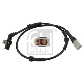 FEBI BILSTEIN  27863 Sensor, Raddrehzahl Länge: 750mm