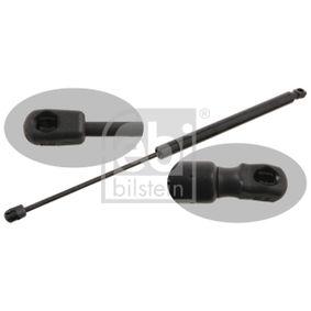 FEBI BILSTEIN  27893 Heckklappendämpfer / Gasfeder Gehäuselänge: 302,5mm, Länge: 546mm, Hub: 214mm