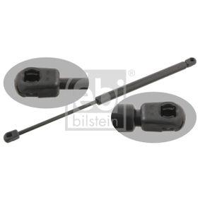 Heckklappendämpfer / Gasfeder Gehäuselänge: 258,5mm, Länge: 452mm, Hub: 170mm mit OEM-Nummer 7700 815 135