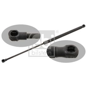 Heckklappendämpfer / Gasfeder Gehäuselänge: 308mm, Länge: 554,5mm, Hub: 214mm mit OEM-Nummer 8731.L0