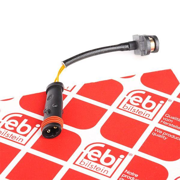 Sensor de Desgaste de Pastillas de Frenos FEBI BILSTEIN 28139 conocimiento experto