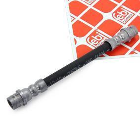 Bremsschlauch Länge: 165mm mit OEM-Nummer 6X0 611 775