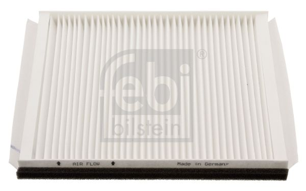 FEBI BILSTEIN  28201 Filtro, aire habitáculo Long.: 213mm, Ancho: 188,0mm, Altura: 20mm