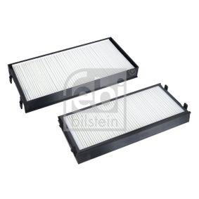 Filtersatz, Innenraumluft mit OEM-Nummer 64316945585