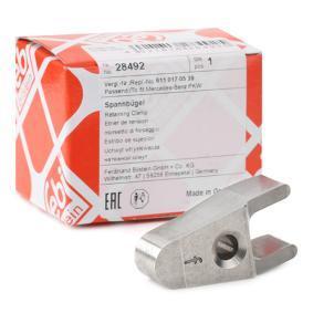 Inyector MERCEDES-BENZ CLASE C T-Model (S203) C 220 CDI (203.206) de Año 03.2001 143 CV: Portainyector (28492) para de FEBI BILSTEIN