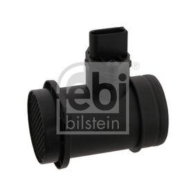 FEBI BILSTEIN Luftmassenmesser 28603 für AUDI A4 (8D2, B5) 1.9 TDI ab Baujahr 03.2000, 116 PS