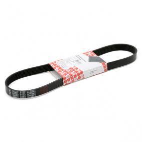 V-Ribbed Belts 28903 OCTAVIA (1Z3) 1.6 LPG MY 2010
