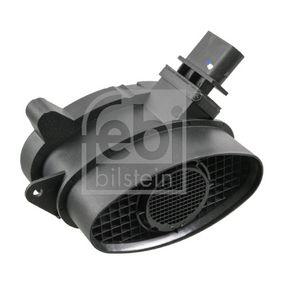 Sistema Eléctrico del Motor BMW X5 (E70) 3.0 d de Año 02.2007 235 CV: Medidor de la masa de aire (29476) para de FEBI BILSTEIN