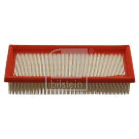 Luftfilter Länge: 230mm, Breite: 90,0mm, Höhe: 48mm mit OEM-Nummer 71754224