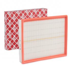 Air Filter Length: 297mm, Width: 235,0mm, Height: 42mm, Length: 297mm with OEM Number 5834282