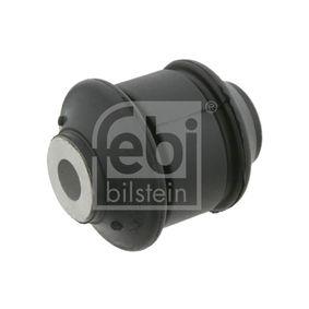FEBI BILSTEIN Lagerung, Lenker 30687 für AUDI A4 (8E2, B6) 1.9 TDI ab Baujahr 11.2000, 130 PS