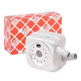 FEBI BILSTEIN Ölkühler, Motoröl 31110 für AUDI A3 (8P1) 1.9 TDI ab Baujahr 05.2003, 105 PS