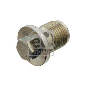 2009 Vauxhall Insignia Mk1 2.0 CDTI Sealing Plug, oil sump 31117