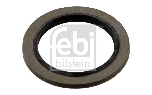 FEBI BILSTEIN  31118 Ölablaßschraube Dichtung Ø: 26,0mm, Dicke/Stärke: 2,5mm, Innendurchmesser: 18,5mm