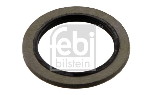 FEBI BILSTEIN  31118 Seal, oil drain plug Ø: 26,0mm, Thickness: 2,5mm, Inner Diameter: 18,5mm