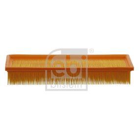 Filtro aria Lunghezza: 335mm, Largh.: 102,0mm, Alt.: 50mm, Lunghezza: 335mm con OEM Numero 1444VJ