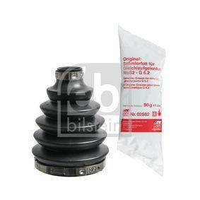 Faltenbalgsatz, Antriebswelle Innendurchmesser 2: 24,5mm, Innendurchmesser 2: 80,4mm mit OEM-Nummer 93190188
