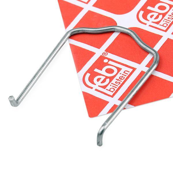 Haltefeder, Kühlmittelflansch-Verschlussstopfen 31799 FEBI BILSTEIN 31799 in Original Qualität