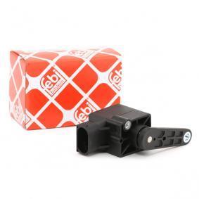 FEBI BILSTEIN Sensor, Xenonlicht (Leuchtweiteregulierung) 32328 für BMW 5 (E60) 530 xi ab Baujahr 01.2007, 272 PS