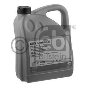 Трансмисионно масло 32390 Golf 5 (1K1) 1.9 TDI Г.П. 2008