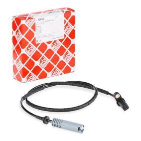 Sensor, Raddrehzahl Länge: 985mm mit OEM-Nummer 3452 6762 466