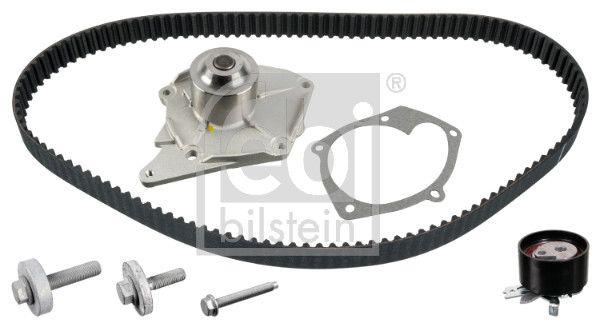 Timing belt and water pump kit FEBI BILSTEIN 32731 4027816327318