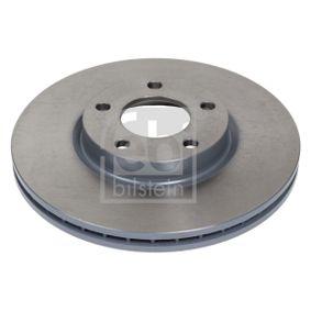 Brake Disc Brake Disc Thickness: 25mm, Ø: 300,0mm with OEM Number C26Y3325XB