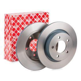 2010 Mazda 5 cr19 2.0 CD Brake Disc 32775