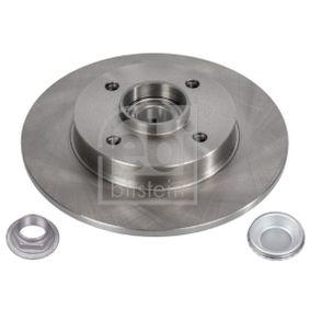 Bremsscheibe Bremsscheibendicke: 9mm, Ø: 249,0mm mit OEM-Nummer 424965