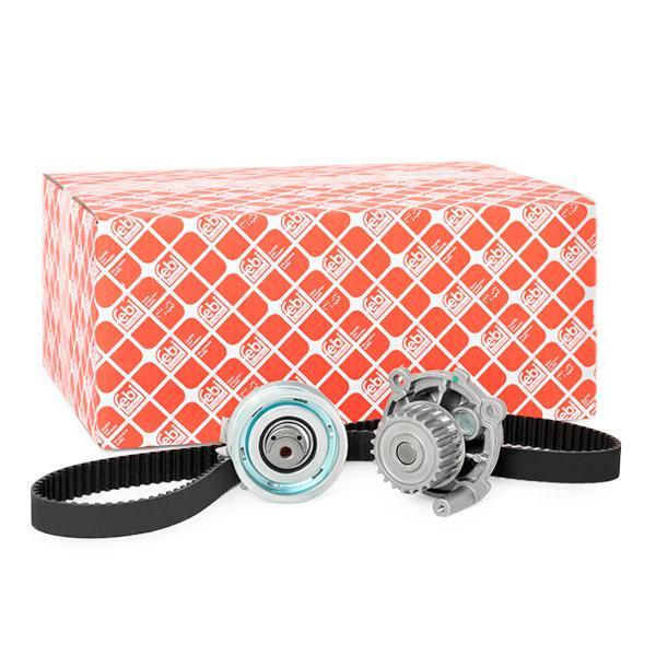 Timing belt kit and water pump 32814 FEBI BILSTEIN 32814 original quality